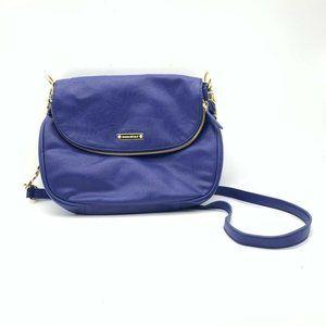 Banana Republic Womens Handbag Blue Size S New